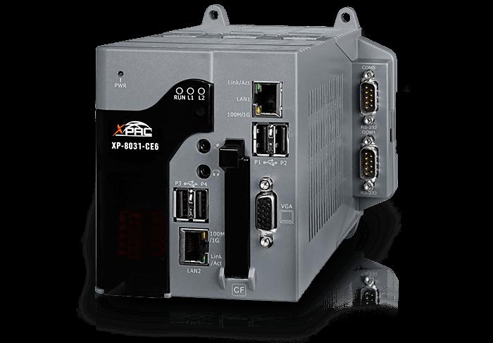 Доступний новий контролер XP-8031-CE6 з Windows CE 6.0 від ICP DAS